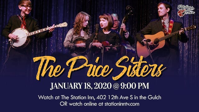 The Price Sisters (Live Recording)