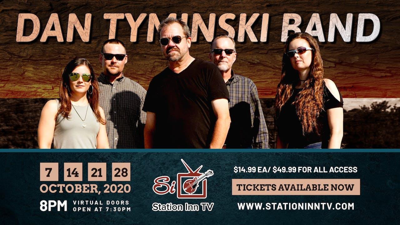 Dan Tyminski Band - October 21, 2020