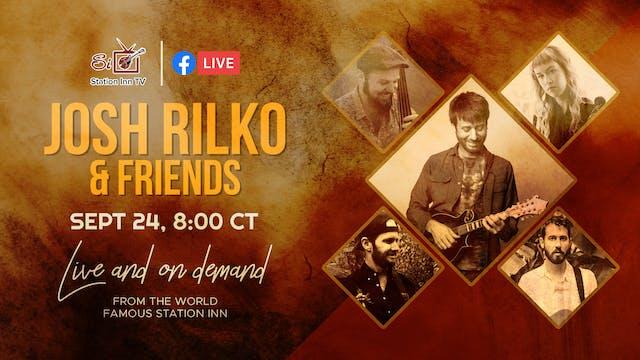 Josh Rilko & Friends | September 24, ...
