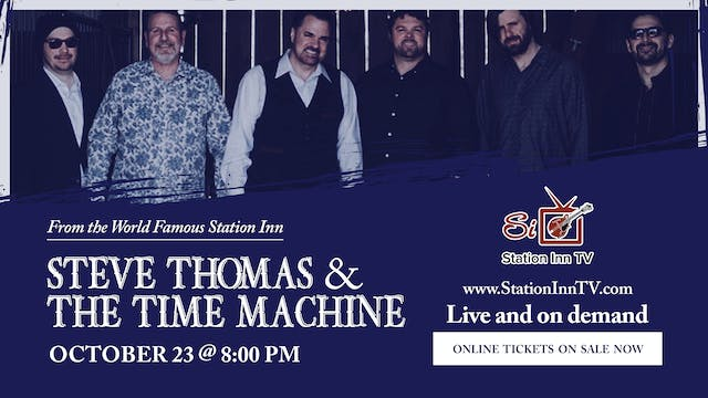 Steve Thomas & The Time Machine