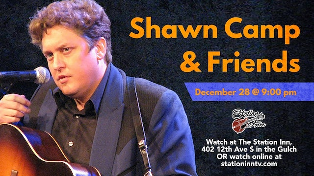 Shawn Camp (Live Recording)