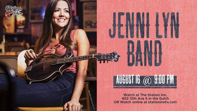 Jenni Lyn Band | August 16, 2019