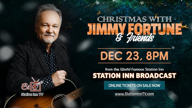 Christmas with Jimmy Fortune & Friend...