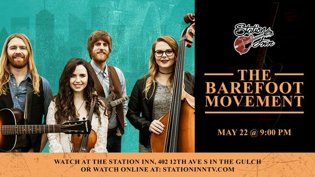 The Barefoot Movement (Live recording)