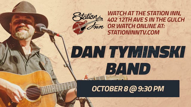 Dan Tyminski Band | October 8, 2019