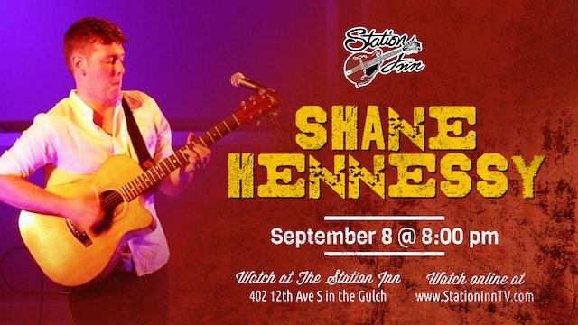 Shane Hennessy (Live Recording)