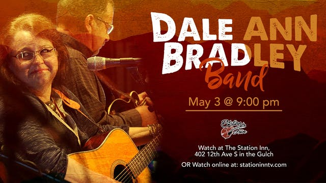 Dale Ann Bradley Band | May 3, 2019.