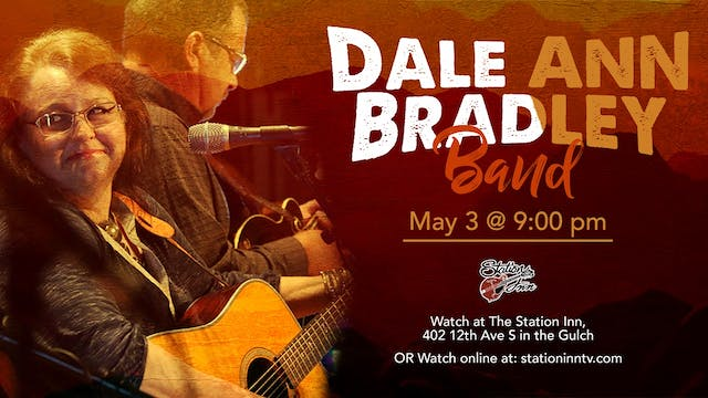 Dale Ann Bradley Band | May 3, 2019