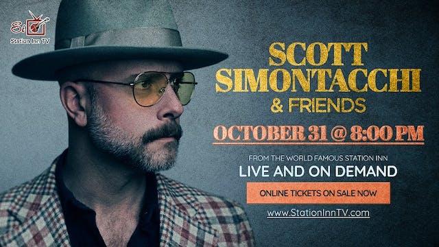 Scott Simontacchi & Friends - October 31, 2020