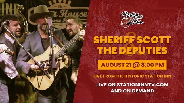Sheriff Scott & the Deputies | August 21, 2020
