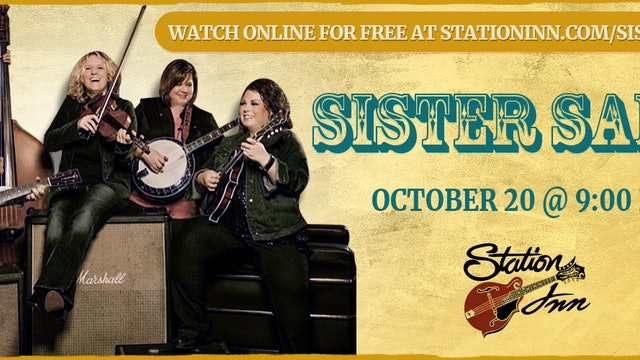 Sister Sadie | October 20, 2018