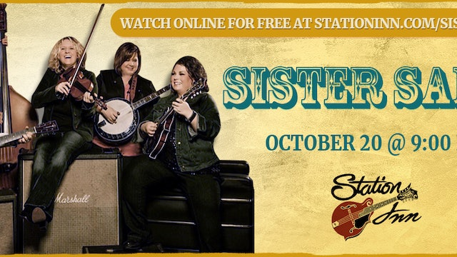Sister Sadie | October 20th, 2018