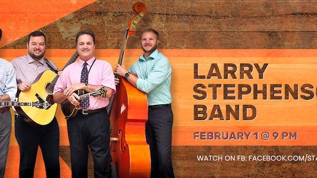 Larry Stephenson Band | February 1, 2019
