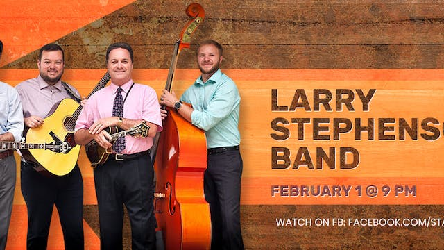 Larry Stephenson Band | February 1, 2019