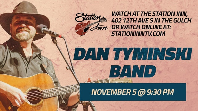 Dan Tyminski Band | November 5, 2019