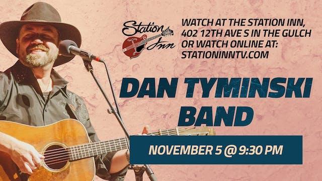 Dan Tyminski Band (Live recording)