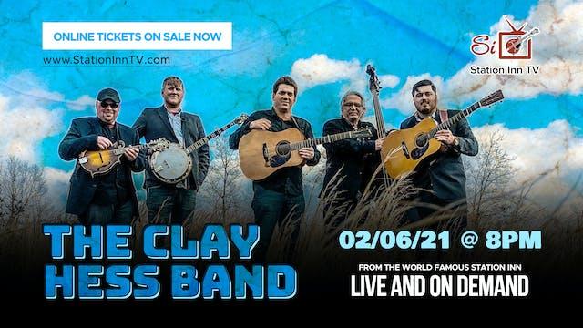 The Clay Hess Band | February 6, 2021