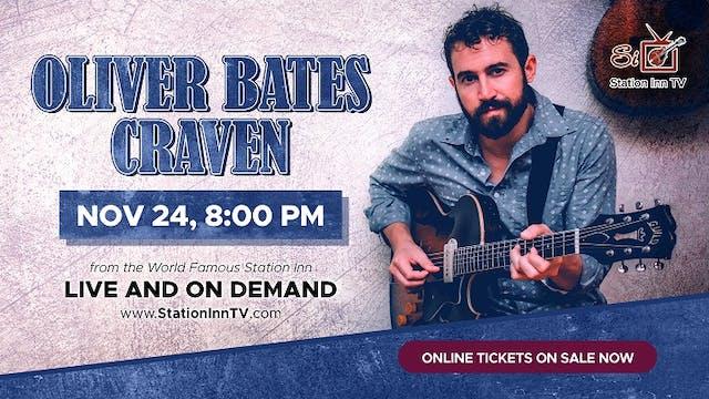 Oliver Bates Craven - November 24, 2020
