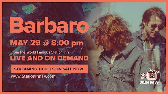 Barbaro   May 29, 2021