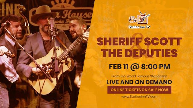 Sheriff Scott and The Deputies | February 11, 2021