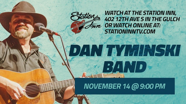 Dan Tyminksi Band (Live recording)