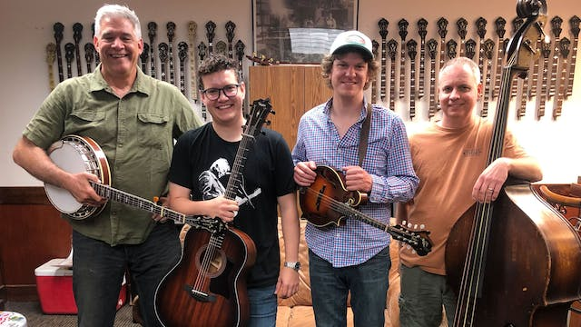 Steve Huber and The Flatheads | July ...