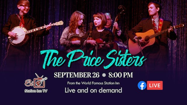 The Price Sisters | September 26, 2020