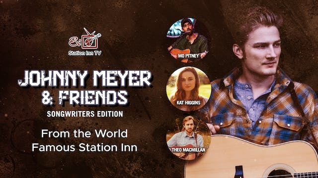 Johnny Meyer and Friends, Songwriter ...