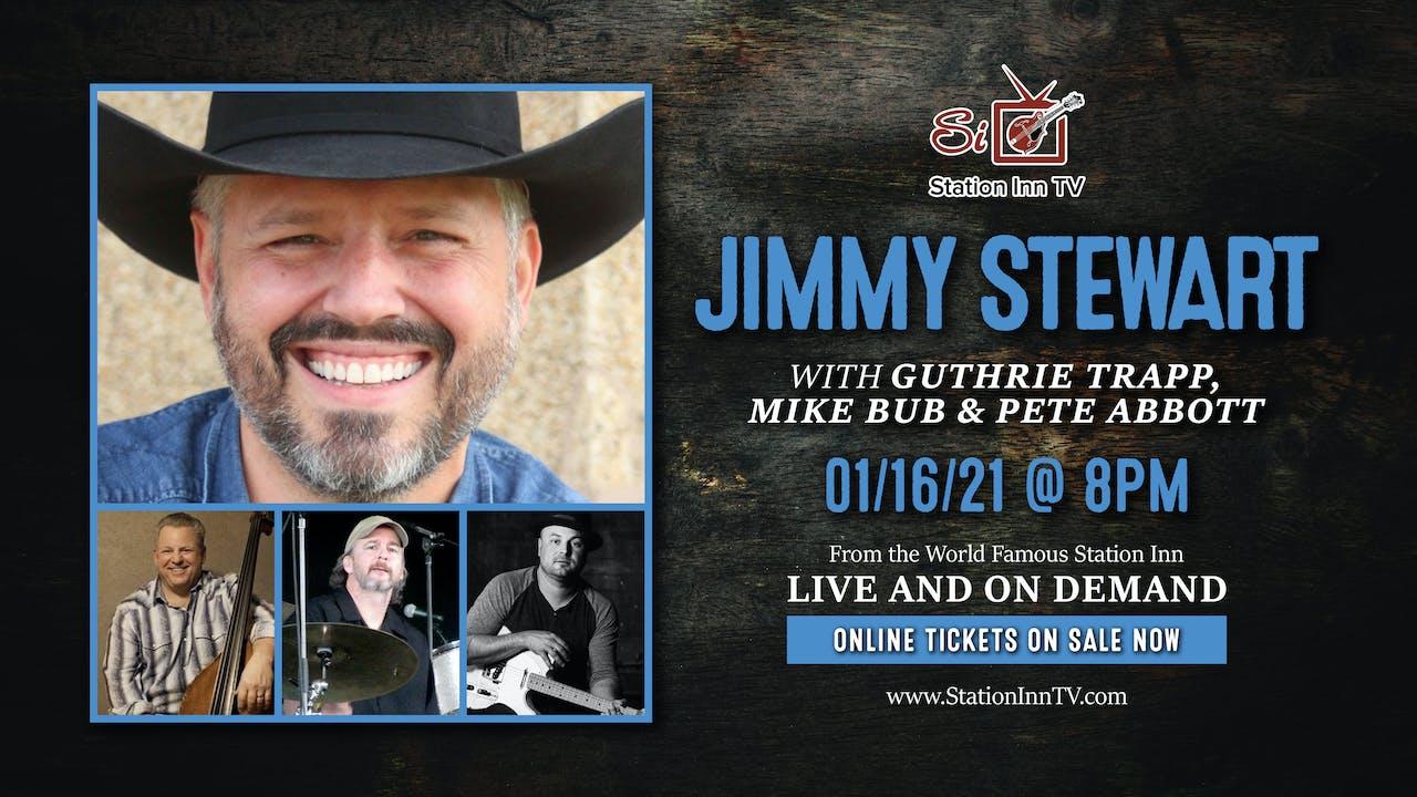 Jimmy Stewart and Friends | January 16, 2021