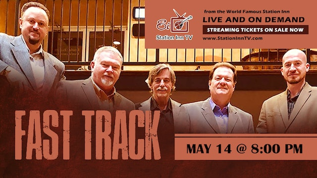 Fast Track | May 14, 2021