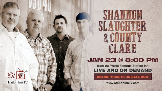 Shannon Slaughter & County Clare | Jan 23, 2021