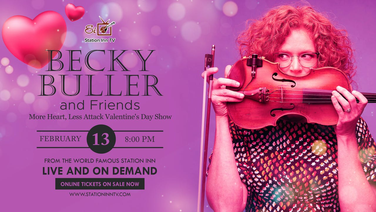 Becky Buller and Friends | February 13, 2021