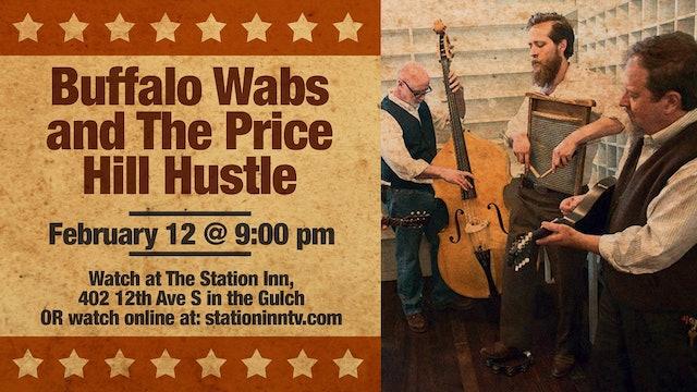 20200212 Buffalo Wabs & The Price Hill Hustle