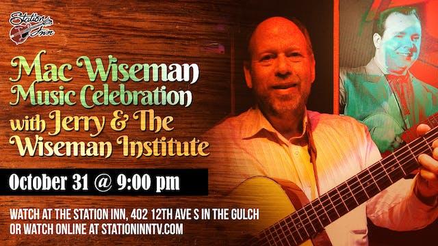 Mac Wiseman Celebration