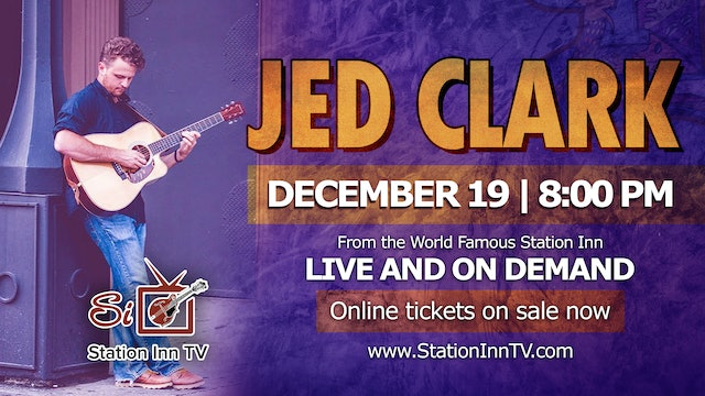 Jed Clark Band | December 19th, 2020