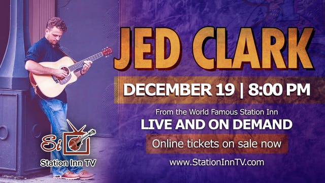 Jed Clark Band | December 19, 2020