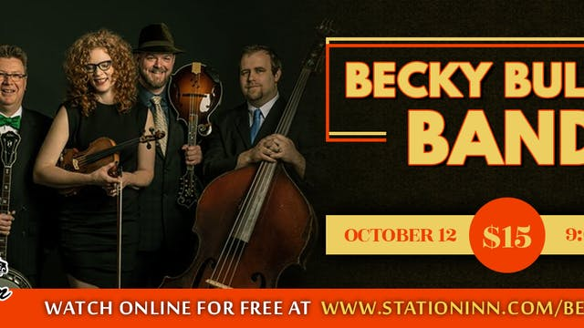 Becky Buller Band | October 12th, 2018