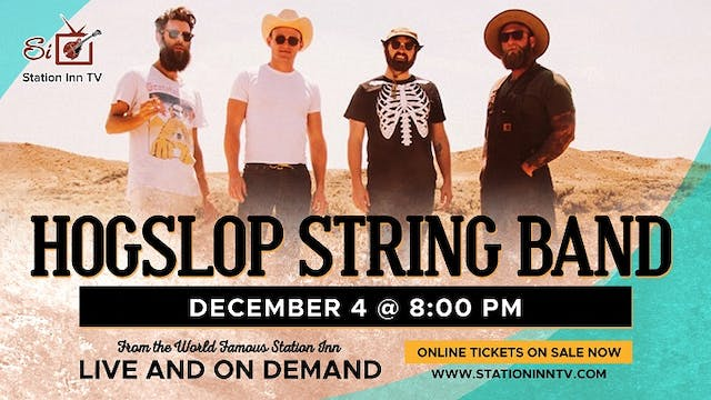 Hogslop String Band | December 4, 2020