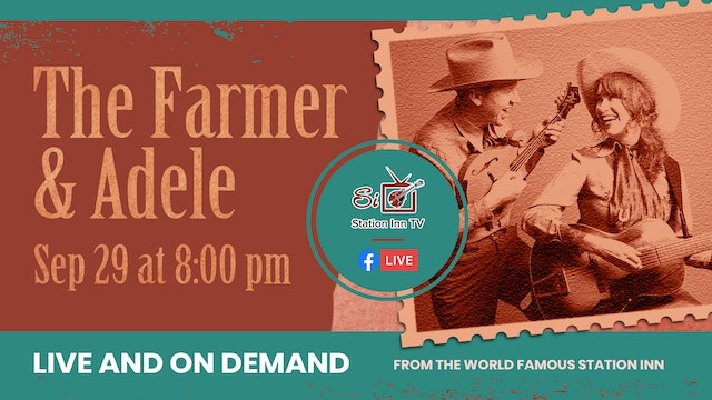 The Farmer & Adele (Live Online) |