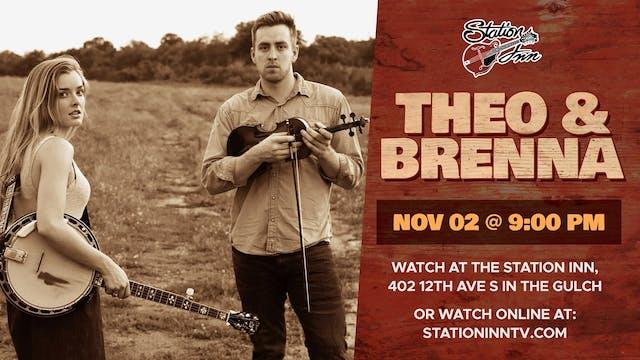 Theo & Brenna Macmillan (Live recording)
