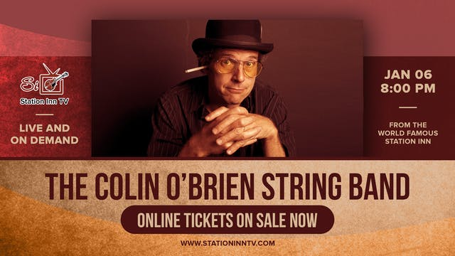 The Colin O'Brien Stringband | January 6, 2021