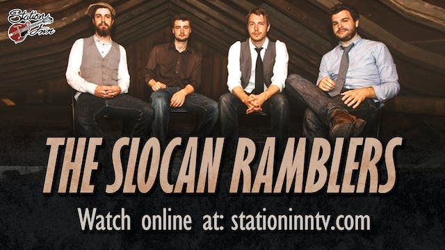 The Slocan Ramblers (Live Recording)