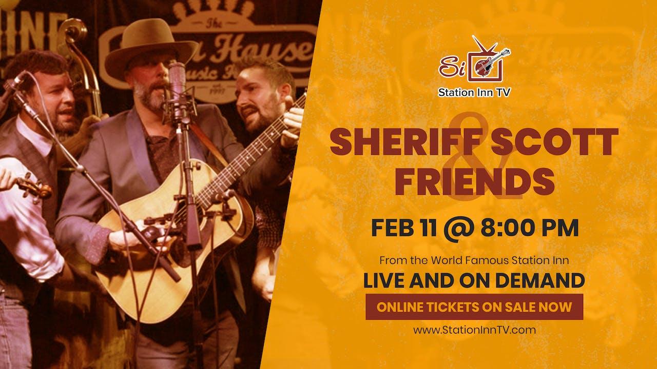 Sheriff Scott and Friends   February 11, 2021