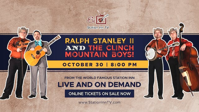 Ralph Stanley ll and The Clinch Mount...