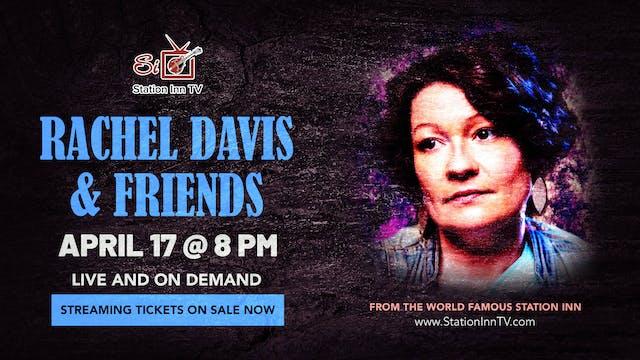 Rachel Davis and Friends | April 17, 2021