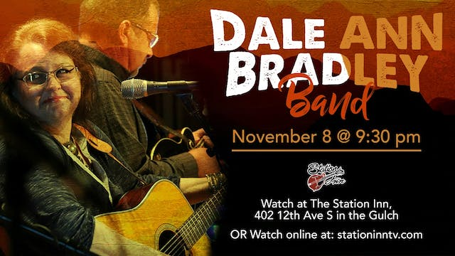 Dale Ann Bradley Band | November 8, 2019