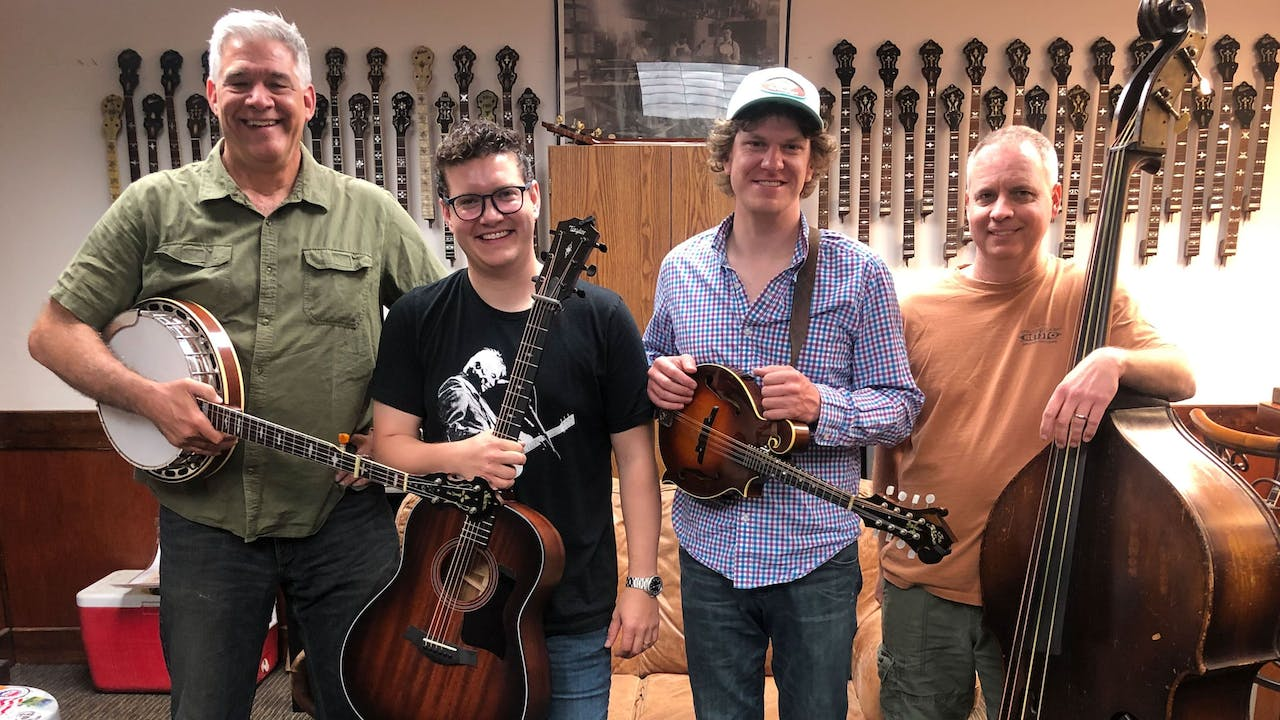 Steve Huber and The Flatheads | July 7, 2021