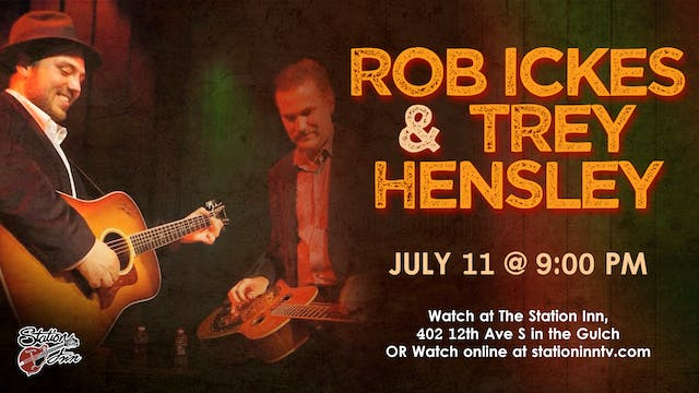 Rob Ickes & Trey Hensley (Live record...