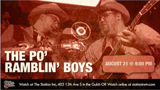 Po' Ramblin' Boys | August 21st, 2019