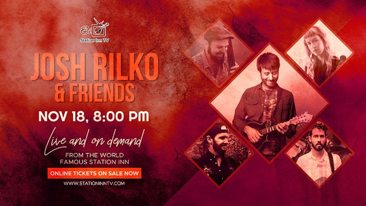 Josh Rilko & Friends - November 18, 2020